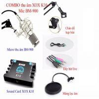 Combo BM900 - XOX K10