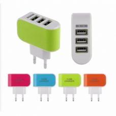 Sạc đa năng 3 USB