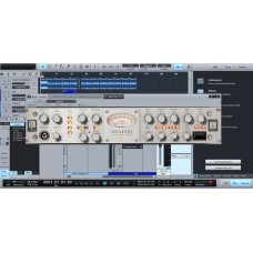 VST Plugin Avalon 737 EQ - Compressor