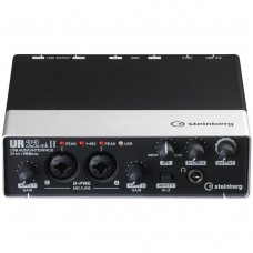 Steinberg UR22 MKII | Interface | Soundcard| New